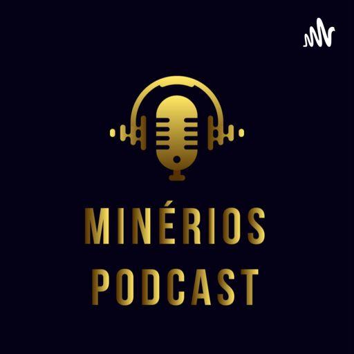 Cover art for podcast Minérios Podcast