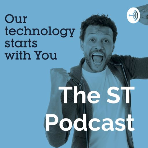 Cover art for podcast The ST Podcast