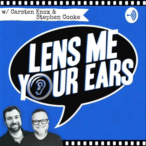 Cover art for podcast LENS ME YOUR EARS