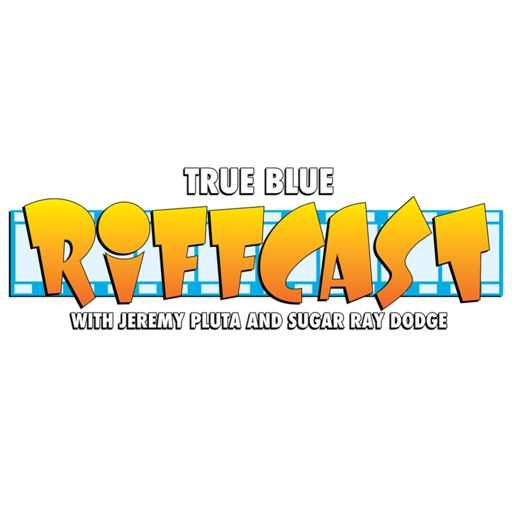 Cover art for podcast True Blue Riffcast