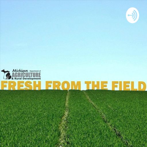 Cover art for podcast Fresh From The Field Podcast