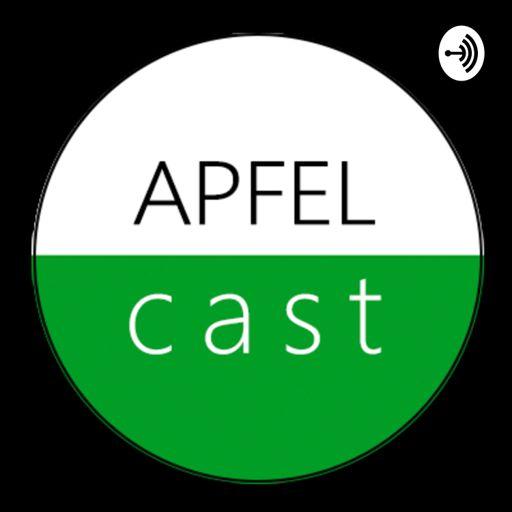 Cover art for podcast APFELcast - der neue Podcast rund um Apple und all die schönen Dinge aus Cupertino!