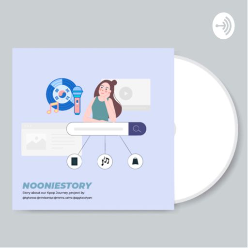 Cover art for podcast Nooniestory💙
