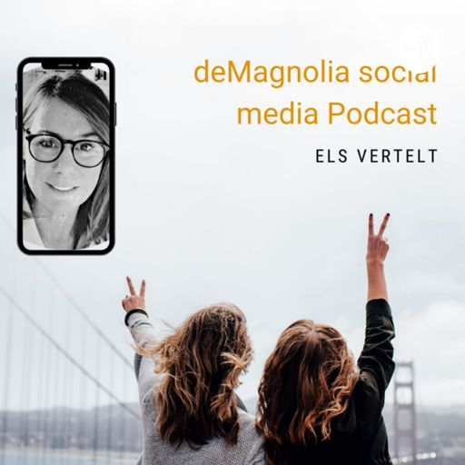 Cover art for podcast deMagnolia social media Podcast