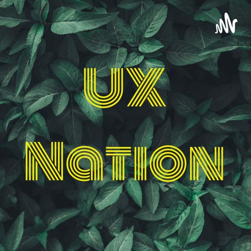 Cover art for podcast UX Nation