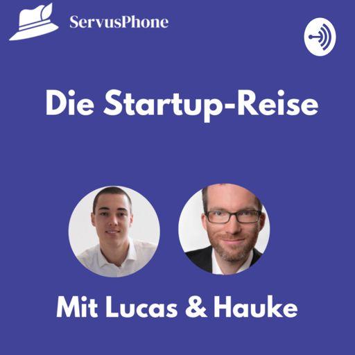 Cover art for podcast Die Startup-Reise