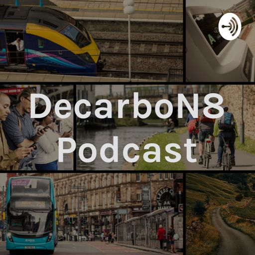 Cover art for podcast DecarboN8 Podcast