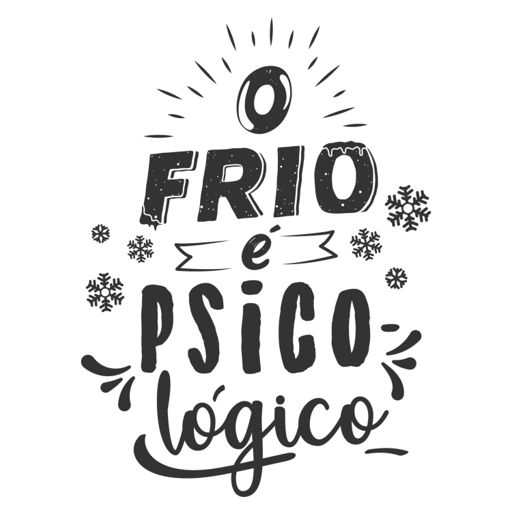 Cover art for podcast O Frio é Psicológico