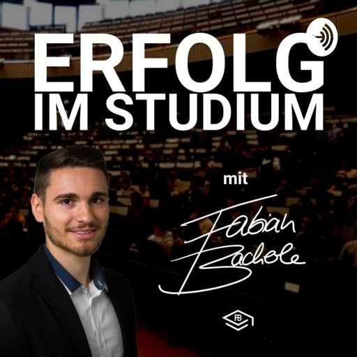 Cover art for podcast Erfolg im Studium // Der Podcast für Studenten