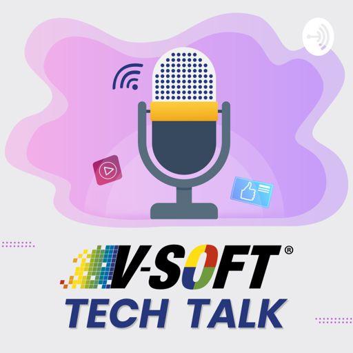 Cover art for podcast V-Soft Tech Talk