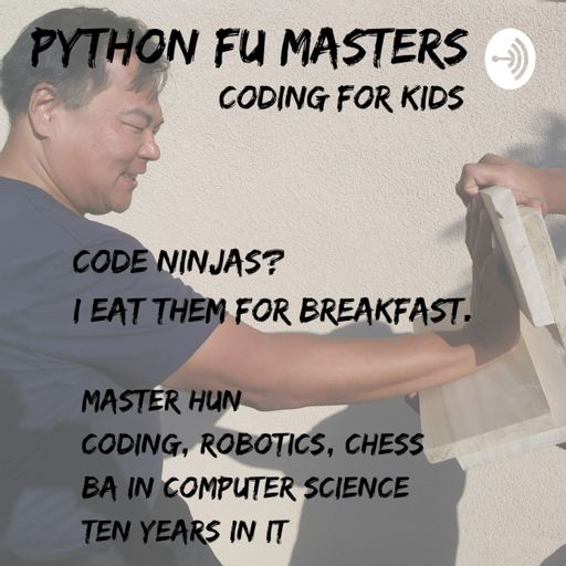 Cover art for podcast Python Fu Masters
