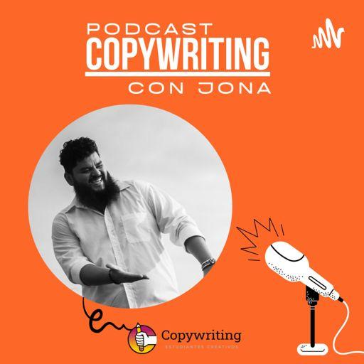 Cover art for podcast Copywriting Con Jona