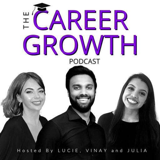 Cover art for podcast The Career Growth Podcast