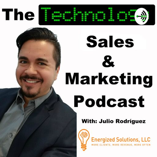 Cover art for podcast Technology, Sales & Marketing Podcast