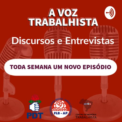 Cover art for podcast A VOZ TRABALHISTA