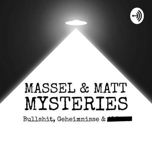 Cover art for podcast Massel & Matt Mysteries