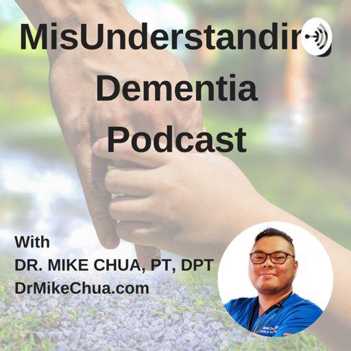Cover art for podcast MisUnderstanding Dementia Podcast