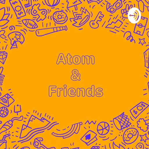 Cover art for podcast Atom & friends