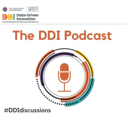 Cover art for podcast DDI Podcast