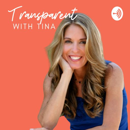 Cover art for podcast Transparent with Tina