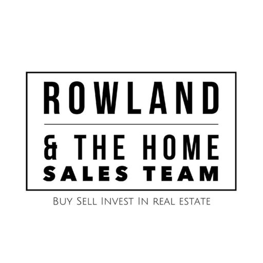 Cover art for podcast Rowland & The Home Sales Team