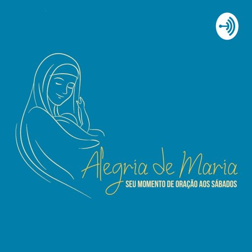 Cover art for podcast Alegria de Maria