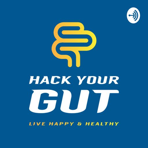 Cover art for podcast Hack your gut