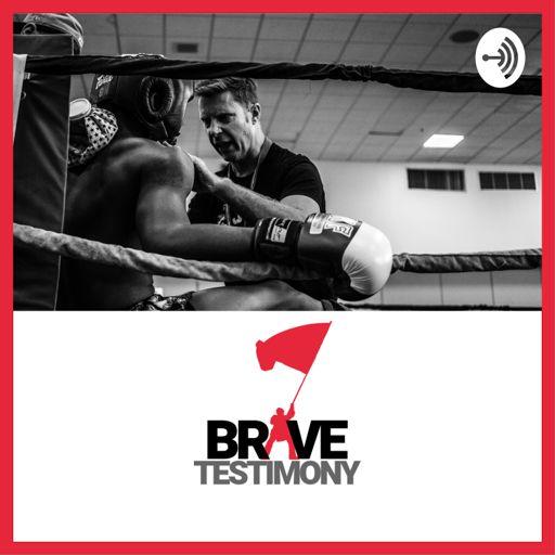 Cover art for podcast Brave Testimony