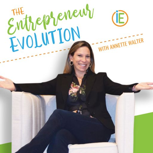 Cover art for podcast The Entrepreneur Evolution