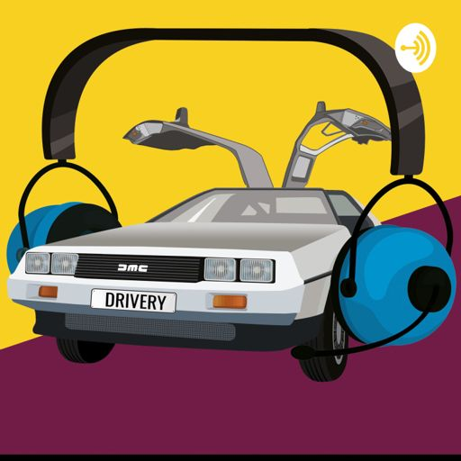 Cover art for podcast The Drivery
