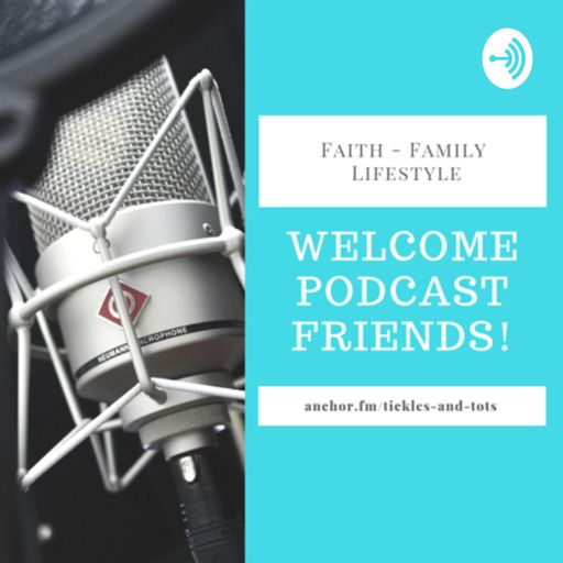 Cover art for podcast Faith • Family • Lifestyle