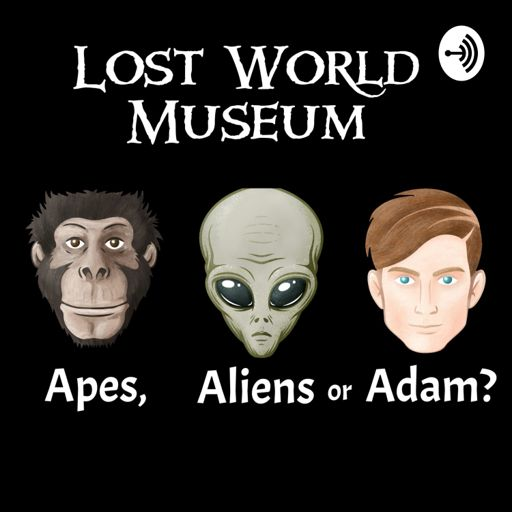Cover art for podcast Lost World Museum