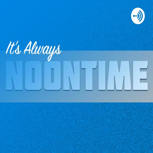 Cover art for podcast Noontime Sports