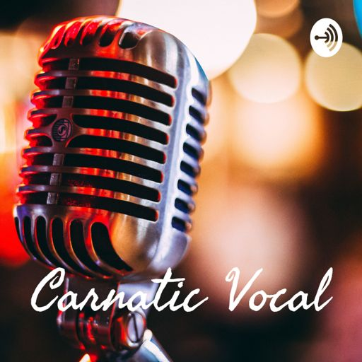 Cover art for podcast Carnatic Vocal by Krish Iyengar