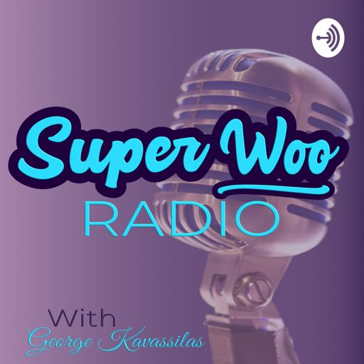 Cover art for podcast Super Woo Radio