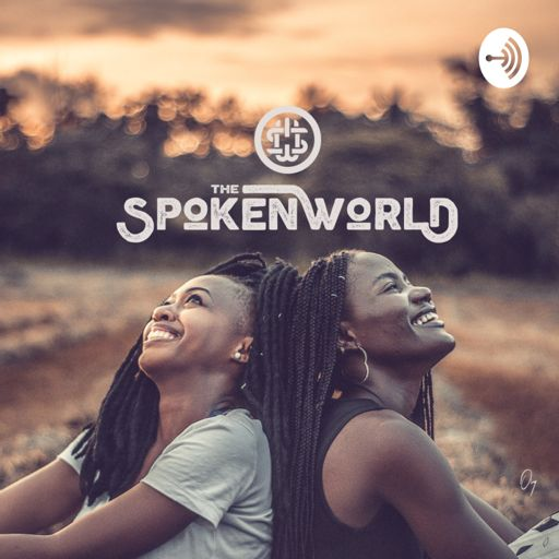The Spoken World Podcast album art