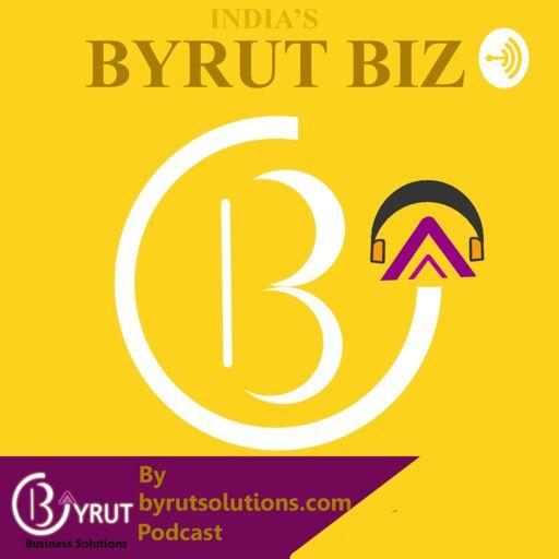 Cover art for podcast Byrut Biz
