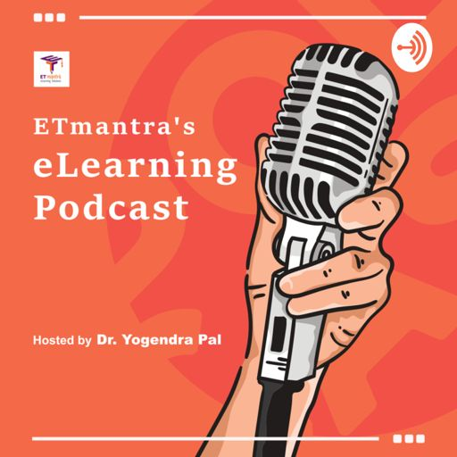 Cover art for podcast ETmantra's eLearning Podcast