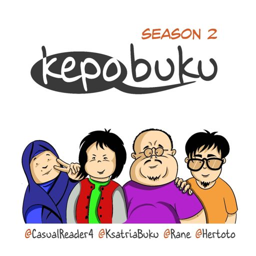 Cover art for podcast Kepo Buku