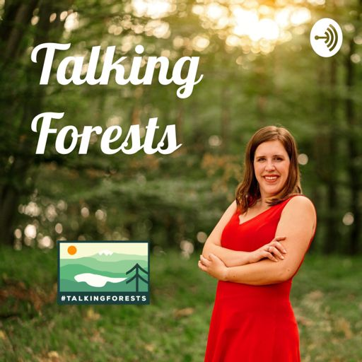Cover art for podcast Talking Forests