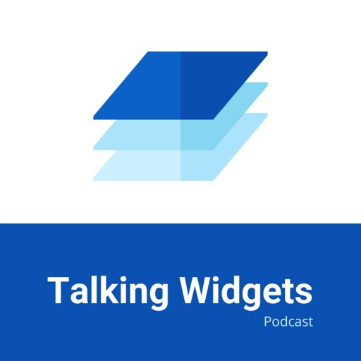 Cover art for podcast Talking Widgets