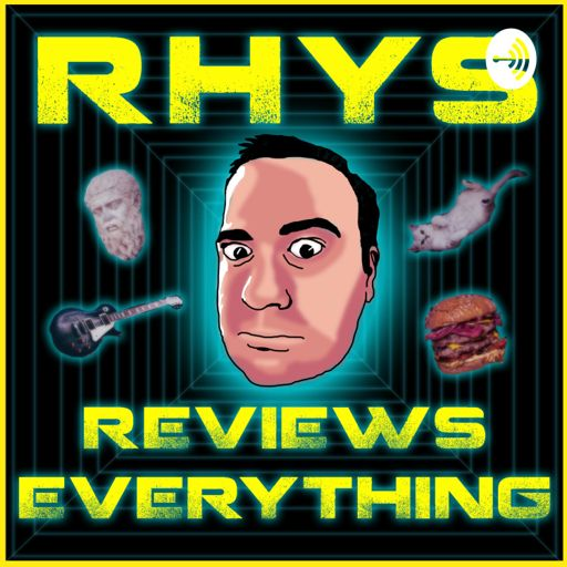 Cover art for podcast Rhys Reviews Everything