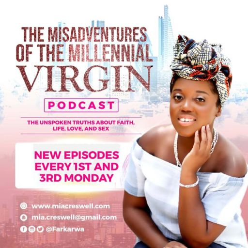 Cover art for podcast The Misadventures of the Millennial Virgin