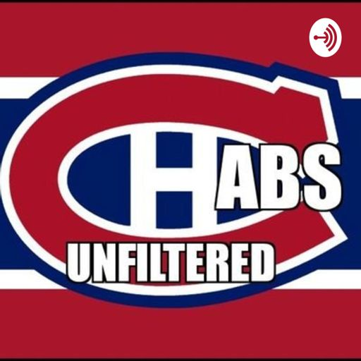 Cover art for podcast Habs Unfiltered