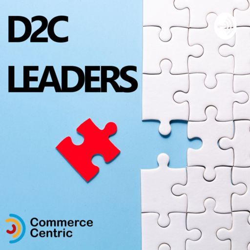 Cover art for podcast D2C Leaders
