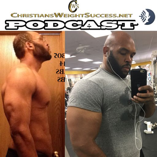 Cover art for podcast The Christians Weight Success Podcast