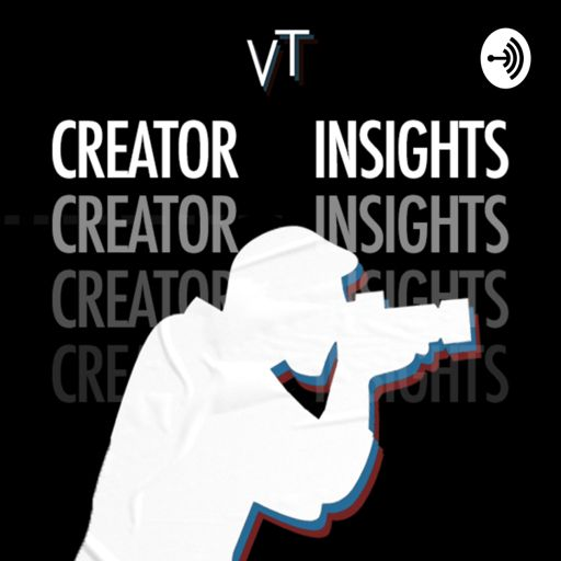 Cover art for podcast Creator Insights by Visual Tone