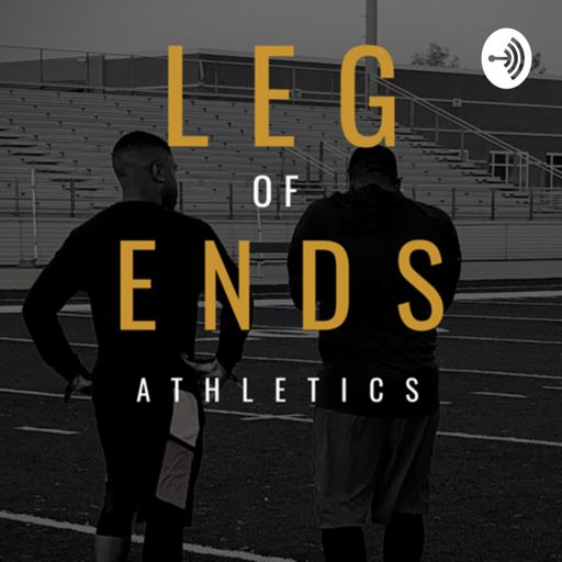 Cover art for podcast Legends of Athletics