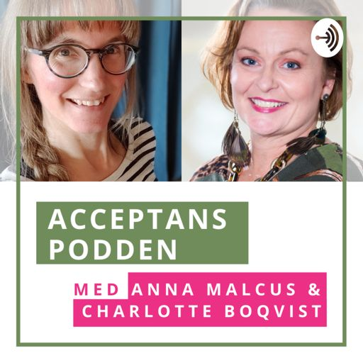 Cover art for podcast Acceptanspodden