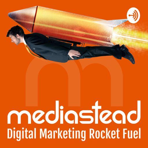 Cover art for podcast Digital Marketing Rocket Fuel